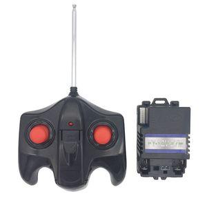 Çocuk Elektrikli Araba 27.145 MHz Uzaktan Kumanda ve Alıcı, Bebek Araba Çocuk Evi Elektrikli Araç Uzaktan Kumanda için Kontrol Kurulu