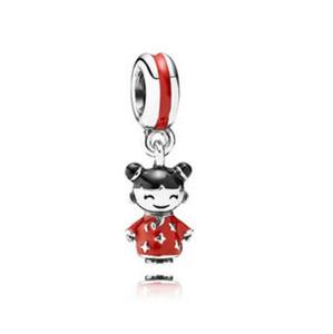 Pendentif bijoux 791431ENMX S925 pendentif en argent sterling colliers pendentifs pour bracelets colliers 2cm pendentif