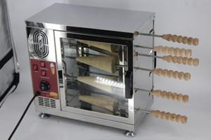 satılık yeni varmak baca kek fırında ticari otomatik elektrikli baca rulo pasta fırın ekmek rulo makinası