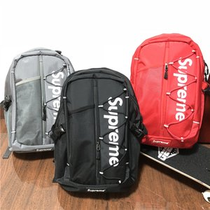 Yüksek kalite 1: 1 sırt çantası çanta tasarımcısı sırt çantası moda Unisex sırt çantası açık çantası ücretsiz kargo