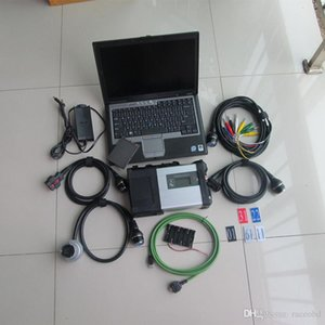 2020 for MB star compact C5 diagnostic tool for with D630 Laptop & SSD SD Connect C5 with WIFI