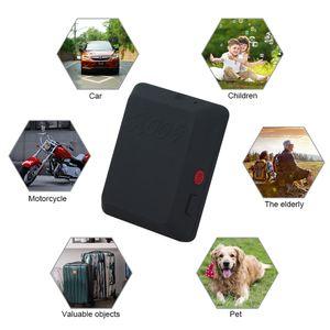 Mini GPS Tracker X009 سهل التشغيل مع كاميرا مدمجة وهوائي في الوقت الحقيقي يراقب زمن الانتظار الطويل