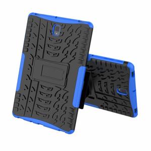 Case Capa híbrido Kickstand Impacto robusto Heavy Duty TPU + PC para Samsung Galaxy Tab 10.1 A P580 P585 Tab S4 10,5 T830 T835 CRexpress