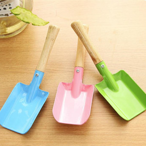 Hot 3 color Plant Tool Set Mini Gardening Bonsai Plant Pot Gardening Herramientas de mano Set Small Shovel envío rápido