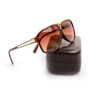 جودة عالية رجل نظارات العلامة التجارية مصمم النظارات الشمسية Z0350W الأزياء النظارات الشمسية مصمم لامعة الذهب إطار ليزر شعار للمرأة النظارات الشمسية @ 25