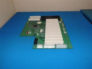 Industrielle Geräteplatine PX-14S3-RS-R41 REV 4.1 015F080-00-410-RS PICMG-Bus-gebrückte Rückwandplatine mit 14 Steckplätzen