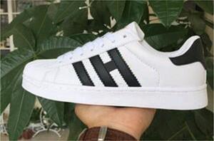 2018 Hot Sale Fashion Men smith Casual Shoes Superstar Female Sneakers Women Zapatillas Deportivas Mujer Lovers Sapatos Femininos big size44