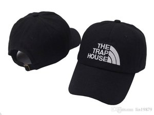 2018 новых женщин Менте ловушка дом бейсболки козырек шляпа для отдыха письмо Вышивка Snapback хип-хоп Cap 6 панели шляпы