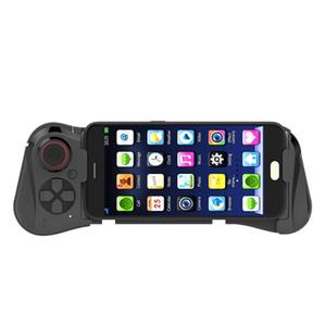 058 Wireless Game pad Bluetooth Android Joystick Gaming Gamepad VR Telescopic Controller para iPhone PUBG Mobile Joypad joystick controlador