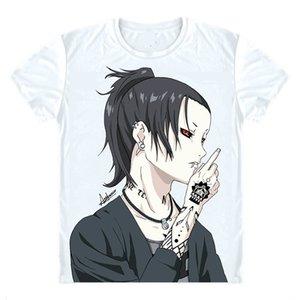 Tokyo Ghoul Tokyo Guru Jack re Pinto T-Shirts Short Shirts Anime Ghoul Uta No Face HySy ArtMask Studio Cosplay Shirt Tee-Style334-NO12