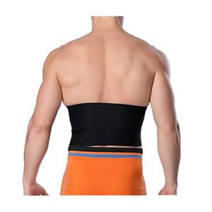RiauDe cintura trainer corpo apertado emagrecimento cintura do corpo 2018 novos homens neoprene cintura movimento corpo moldar o suor sweatband cinto