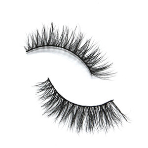 Create your own strip eyelash packaging 100% new 3d 5d mink fake eyelashes wholesale private Label