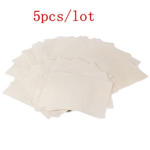 YiLong Venda Quente 5 Pçs / lote Prática de Tatuagem Pele Em Branco Simples Para A Máquina De Agulha De Abastecimento Frete Grátis