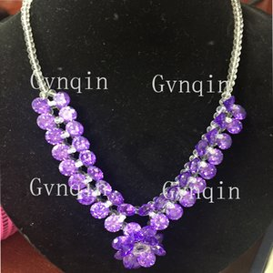 free shipping cubic zirconia pendant cz jewelry women necklace Wholesale Price