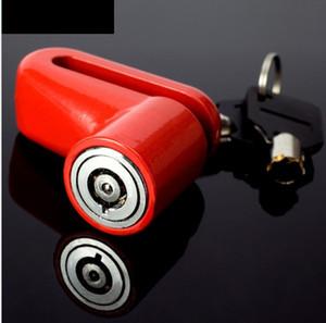 Anti theft motorbike cycling disc brake lock safety Bicycle Accessories locks cycling disc brake locks with 2 keys
