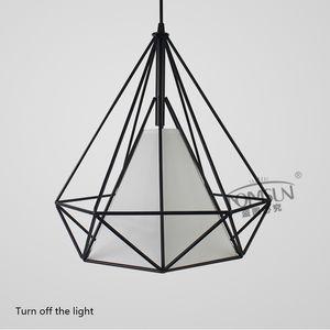ثريات الإضاءة الحديثة تركيبات مصباح الثريا Pendientes Luminaire لغرفة الطعام أضواء مطعم الفندق