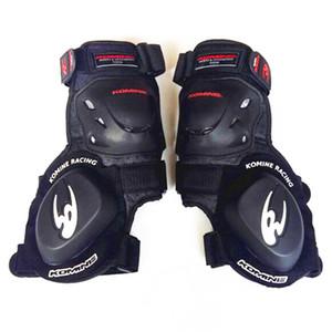 Мотоцикл Защитный KneePad для Komine Motocross Racing Выделенный изогнутый шлифовальный блок слайдер Racing Plus Bend Knee Pad