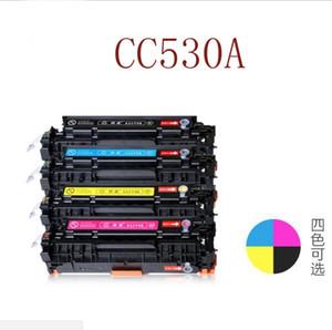 Für HP CC530A / CE410A / CRG318 / 418 Farbtonerkartusche CP2025N / CP2025dn / CP2025x / M375nw / M451dn / M451nw / M451dw / M475dn