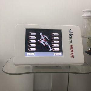 Vente chaude ED gainswave et SmartWave pour la machine de thérapie de traitement des tissus mous réduisent la douleur de soulagement pour l'orthopédie