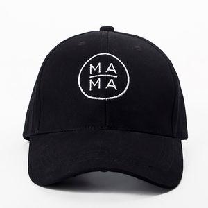 Высокое качество американский 100% Енот Мама бейсболка мама повседневная папа шляпа мода хип-хоп Snapback Soild Hat Cap для мужчин Женщины кости