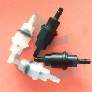 50 pz stampante valvola di inchiostro eco solvente parti della stampante a getto d'inchiostro valvola di inchiostro a un lato della valvola dell'inchiostro (per tubo con ID: 3mm)
