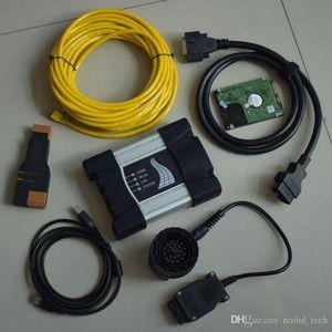 para BMW ISTA-D 4.14 ISTA-P 3.65 para BMW DiagnosticProgramming Tool 500gb hdd para computadoras portátiles con 95%