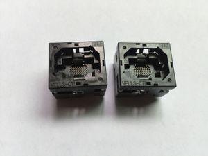 Wells CSP Pincez Socket 777A1048H111C BGA48Pin Pas de 8.15x6.15mm Burn dans la prise