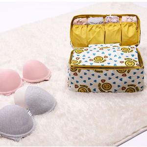 Eco Friendly stockage d'été Sac piscine maillot de bain Organisateur Sous-vêtements d'emballage pour le maquillage Voyage cosmétiques Boîte de rangement en tissu