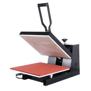 Presse à chaud numérique flip presse à chaud chaleur sublimation vinyle presse à chaud machine pour T-shirt 15x15 pouces numérique LCD minuterie (15x15 pouces)