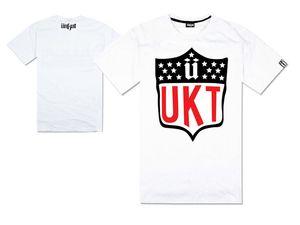 Venta al por mayor-verano fresco masculino UNKUT T camisa de manga corta para hombre Hip Hop Unkut camiseta de alta calidad Brasil American Flags Unkut camisas de diseño