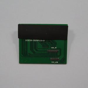 Para iphone 5g 5s 5c 6g 6 mais reparação lcd de alta qualidade display lcd touch screen digitador tester test board pcd