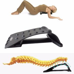 Hopeforth Back Stretching Magic Plus Waist Relax Multi-function Mate Back Massage Magic Neck Stretcher Fitness Applicance
