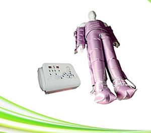 Spa salon hava basıncı tahliye temizleyici lenfatik masaj makinesi lenfatik drenaj aparatı