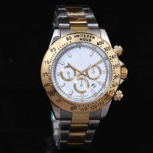 vendre comme des petits pains! Reiogio Reiogio cadeau de luxe de luxe haut de gamme des hommes classiques haut de gamme en acier étanche montre à quartz