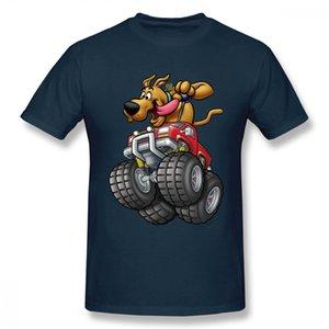 Pour hommes Scooby Doo Sd Feu T Shirt Vintage T Shirt Nouvel Arrial Top Design Joli Court - Manches Col Rond