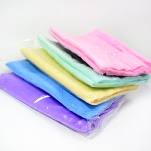 Pet Dog Towel Super Absorbent PVA Bath التقليد Chamois Great للكلاب والقطط Anti-Bacterial صديقة للبيئة وسهلة التنظيف 5 ألوان Selec
