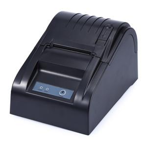 58mm USB Impressora de Recibos Térmica USB POS Impressora de Recibos Térmica Impressora de Alta Velocidade 90mm / s para Restaurante Supermercado UE / EUA Plug