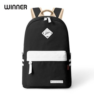 Preppy Style Fashion Women Canvas Solid School Bag  Travel Black Backpack For Girls Teenagers Stylish Laptop Bag Rucksack