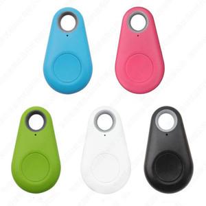 Çocuk iki yönlü alarm anti-kayıp cihaz su damlaları Bluetooth anti-kayıp cep telefonu hırsızlık pet bulucu mini gps araç izci OTH693