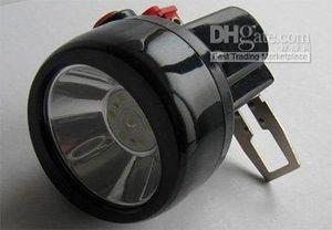 KL2.5LM (A) tudo-em-um LED mineiro segurança Cap lâmpada / LED de alta luz de mineração de segurança com certificação CE / Ex