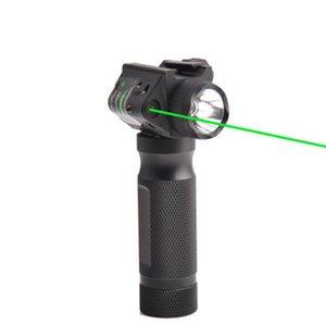 1 개의 전술상 권총 총 난조 소총에 대하여 조밀 한 플래쉬 등 및 레이저 광경 범위 결합 2 빨강 / 녹색 레이저 광경 빠른 방출 플래쉬 등