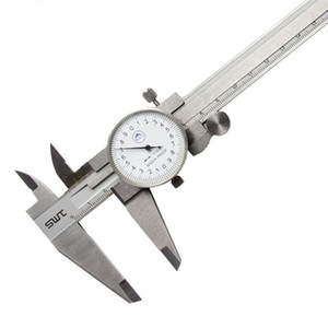 daniel121223 Метрика Gauge Измерительный инструмент набора суппорт 0-150мм / 0.02mm противоударной нержавеющей стали Precision штангенциркуль