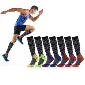 Диабетический артрит носок формальная одежда унисекс компрессионные носки общие спортивные чулок работает фантазии общие спортивные 7 пар одной упаковки