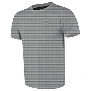 Hombres Outdoor sports hiking camiseta coolmax de secado rápido Round cuello summer short sleeves Running wear-resisting outdoor t shirt