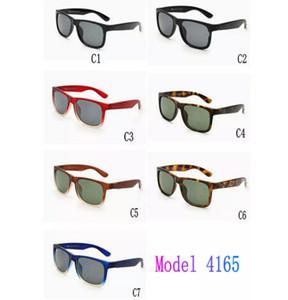 Moda sexy de alta calidad para mujeres gafas de sol diseñador de la marca Justin Sunglass hombres gafas gafas gafas de sol rápido envío gratis