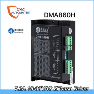 Leadshine 2 Phase Stepper Driver DMA860H 18-80VAC 2.4-7.2A FOR NEMA23 34 42