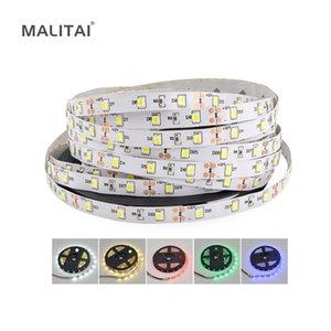 1Pack High Luminous Flux 2835 SMD 5M 300 LED Strip light أكثر سطوعًا من 3528 3014 انخفاض الأسعار 5050 5630 ديكور سلسلة مصباح الشريط