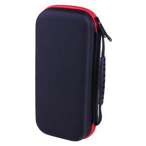 Кожаный чехол для хранения с 29 слотами для карт для консоли Nintendo Switch Водонепроницаемый / пылезащитный чехол для консоли Nintendo Switch