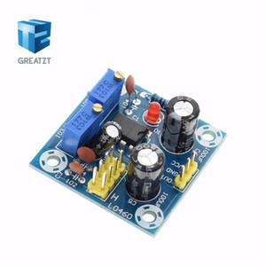 1 PZ NE555 Frequenza Degli Impulsi Duty Cycle Onda Quadrata Rettangolare Generatore di Segnale Onda Regolabile 555 Consiglio Modulo NE555P BUONO