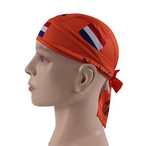 Netherlands High quality Pirate Hat riding outdoor sports pirate head scarf mountain road bike sports cap